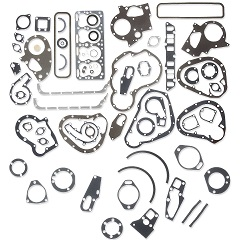 overhaul engine gasket kit. Black Bedroom Furniture Sets. Home Design Ideas